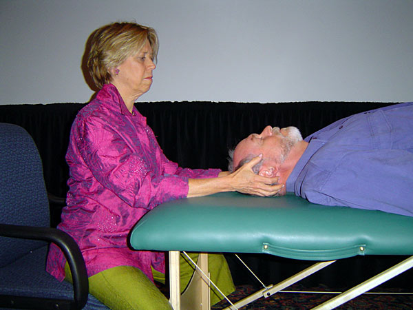 Professional Training in Craniosacral Therapy